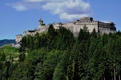Castillo Landskron, Carinthia, Austria Imágenes de archivo libres de regalías