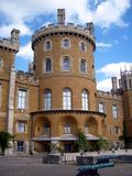 Castillo Leicestershire de Belvoir fotografía de archivo libre de regalías