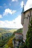 Castillo Liechtenstein Fotografía de archivo libre de regalías