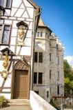 Castillo Liechtenstein Fotos de archivo