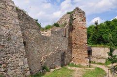 Castillo Lukov, República Checa fotos de archivo
