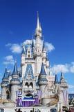 Castillo mágico la Florida de Disney Fotografía de archivo libre de regalías