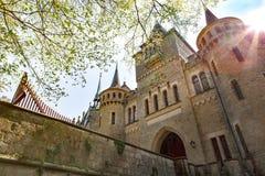 Castillo Marienburg, Baja Sajonia, Alemania Foto de archivo libre de regalías