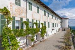 Castillo Masino; Piamonte; Italia; Turín, Foto de archivo libre de regalías