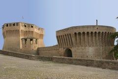 Castillo medieval fotos de archivo