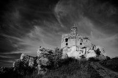 Castillo medieval Fotografía de archivo libre de regalías