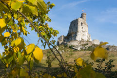 Castillo medieval Imagen de archivo libre de regalías