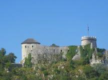 Castillo medieval Imagen de archivo