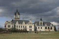 Castillo medieval Imagenes de archivo
