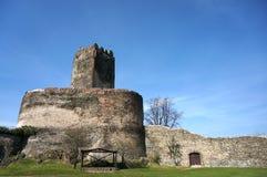 Castillo medieval de Bolkow foto de archivo libre de regalías