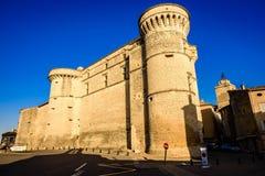 Castillo medieval de Gordes, Francia Fotos de archivo libres de regalías