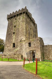 Castillo medieval de la lisonja Fotografía de archivo libre de regalías