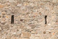 Castillo medieval de Noirmoutier en Francia Imagen de archivo libre de regalías