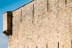 Castillo medieval de Noirmoutier en Francia Fotos de archivo