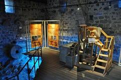 Castillo medieval del junvinya Fotos de archivo