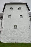 Castillo medieval en Turku Fotos de archivo