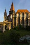 Castillo medieval viejo imagen de archivo