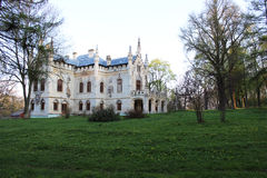 Castillo Miclauseni de Sturdza Fotos de archivo libres de regalías