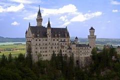 Castillo Neuschwanstein Foto de archivo