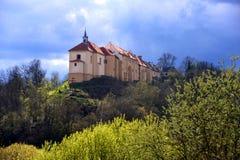Castillo Ni?bor Foto de archivo libre de regalías