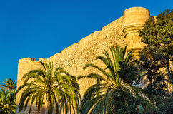 Castillo-Palacio de Altamira in Elche, Spain Royalty Free Stock Photos