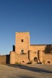 Castillo provincia de Pedraza, Segovia, Castilla-León, imagenes de archivo