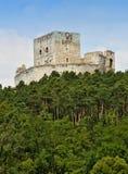 Castillo Rabi Fotos de archivo libres de regalías