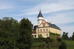 Castillo Radun Imágenes de archivo libres de regalías