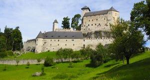 Castillo Rappottenstein, una Austria más inferior foto de archivo