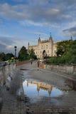 Castillo real de Lublin, Polonia imagenes de archivo