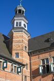 Castillo Reinbek - III - Holstein - Alemania Fotografía de archivo