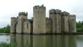 Castillo Reino Unido de Bodium Fotos de archivo libres de regalías