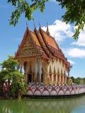 Castillo religioso de Tailandia, Samui imagenes de archivo