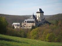 Castillo 2019, República Checa del tejn del ¡de KarlÅ fotografía de archivo libre de regalías