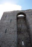 Castillo restablecido de Listowel foto de archivo