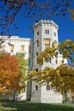 Castillo romántico Fotografía de archivo