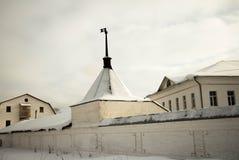 Castillo ruso el Kremlin Foto de archivo
