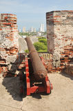 Castillo San Felipe de Barajas Royalty Free Stock Photography