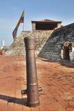 Castillo San Felipe de Barajas Royalty Free Stock Image