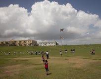 Castillo San Felipe del Moro San Juan Puerto Rico lizenzfreie stockfotografie