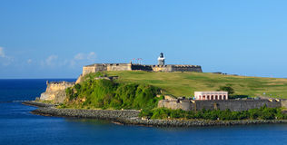 Castillo San Felipe del Morro Royalty Free Stock Photo