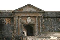 Castillo San Felipe del Morro Fotografía de archivo libre de regalías