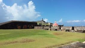 Castillo San Felipe del Morro Fotografia de Stock