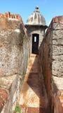 Castillo San Felipe Del Morro stockfoto