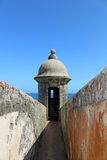 Castillo San Felipe del Morro Stock Images