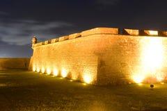 Castillo San Felipe del Morro, San Juan Fotografia Stock