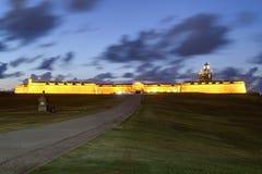 Castillo San Felipe del Morro, San Juan, Porto Rico Imagens de Stock Royalty Free