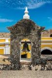 Castillo San Felipe Del Morrro, Oud San Juan, Puerto Rico Stock Foto
