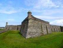 Castillo San Marcos Imagen de archivo