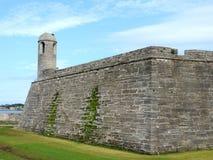 Castillo San Marcos Royalty-vrije Stock Fotografie